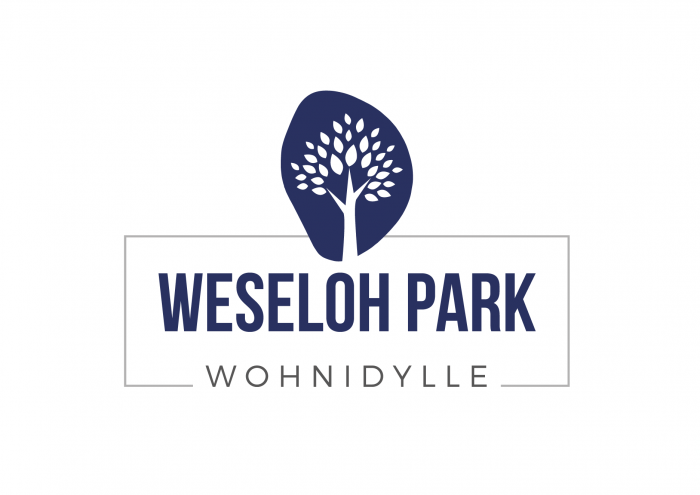 Weseloh Logo weiß
